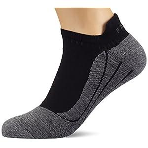 FALKE Herren RU4 Invisible Running Socken Laufsocken – Baumwollgemisch, 1 Paar, versch. Farben, Größe  39-48 – Feuchtigkeitsregulierend, schnelltrocknend, Erwärmungseffekt, Mittelstarke Polster