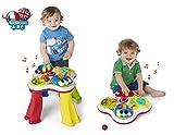 Chicco - 7653000030 - Table Hobbies Bilingue