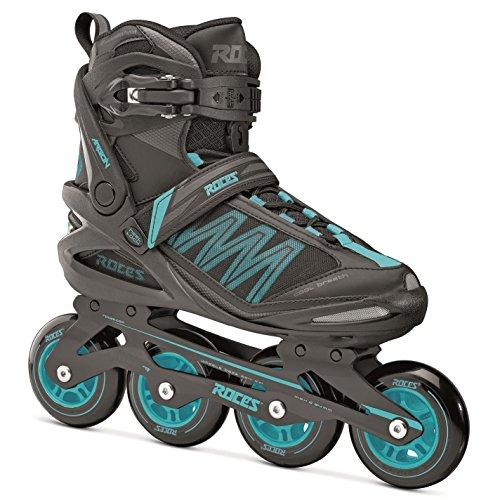 Roces Damen Argon Inliner Inline Skates Inlineskating Inlineskates Bremse