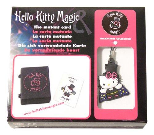 Hello Kitty Magic - MS2006 - Décoration de Fêtes - Tour de Magie - La Carte Mutante
