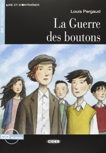 La Guerre DES Boutons + CD (French Edition) by Louis Pergaud (2013-02-25)