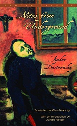 Notes from Underground (Bantam Classics) por Fyodor Dostoevsky