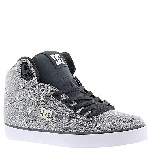 DC SPARTAN HI WC TX SE ADYS400004-BKB, Herren Sneaker Grey Heather