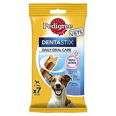 Pedigree Dentastix Dental Dog Chews - Large Dog, Pack of 10 (Total 10 x 7 Sticks)