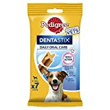 Pedigree DentaStix Daily Oral Care Small Dog, Pack of 10 (Total 10 x 7 Sticks)