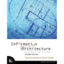 Information Architecture: Blueprints for the Web (Voices That Matter) by Christina Wodtke (2009-01-22)