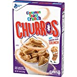 Cinnamon toast Crunch Churros