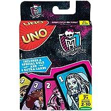 Monster High Mattel Giochi CJM75 - carta UNO gioco