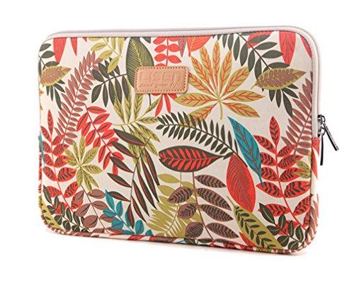 Bohème Schutzhülle Schutztasche für Laptops Laptophülle Tasche Schutzhülle Sleeve Tasche für Laptop/Notebook Tablet iPad Tab 10