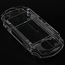 eJiasu cristal de protección de la caja de la cubierta dura caja transparente para PSP2000, PSP3000 (1PC Transparente)