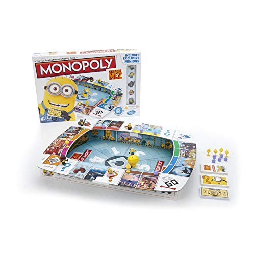 Cattivissimo Me Monopoly