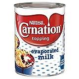 Nestlé Carnation Topping Leche evaporada 410g