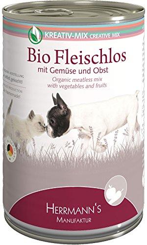 Señor Noel Bio Forro húmedas de Perros y Gatos de Carne los, 12Unidades (12x 400g)
