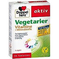 Doppelherz Vegetarier Vitamine+mineralstoffe Table 30 stk preisvergleich bei billige-tabletten.eu