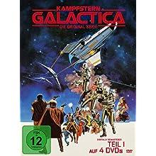 Coverbild: Kampfstern Galactica - Teil 1