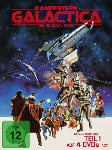 Kampfstern Galactica - Teil 1