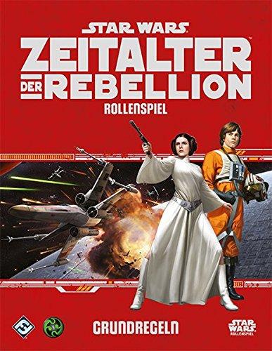 Preisvergleich Produktbild Star Wars: Zeitalter der Rebellion - Grundregeln
