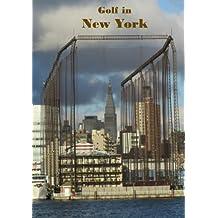 """Notizbuch """"Golf in New York"""": Tagebuch, DIN A5, liniert, 108 Seiten: Notebook, Notizbuch DIN A 5, liniert, 108 Seiten"""