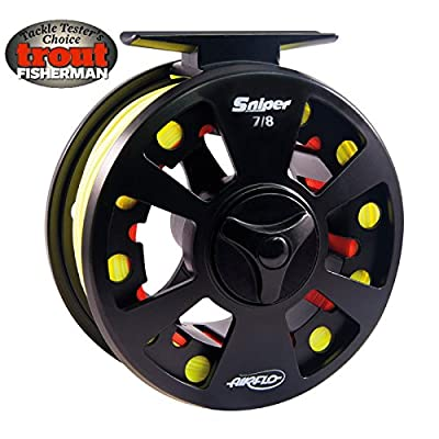 Airflo Sniper Fly Fishing Reel Ex Demo Various Sizes from Airflo