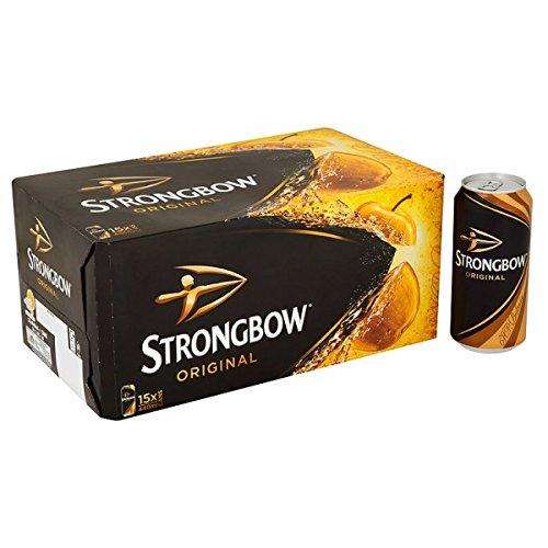 Strongbow origine 15 x 440ml (Pack de 15pk)
