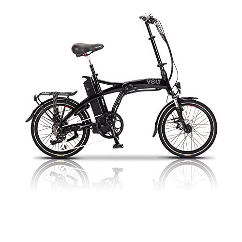 51GWeykve2L. SS500  - Volt Folding Electric Bike - Metro - Updated 2019 Model - Commuter E Bike - Lightweight and Compact Folding Bike for Men and Women - Award winning UK Brand