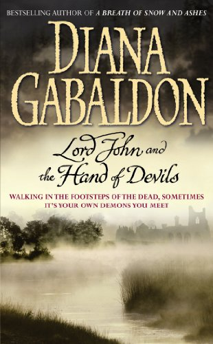 Lord John and the Hand of Devils Cover Image