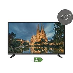Téléviseurs Full HD de 40 pouces Systèmes TD K40DLM7F (Résolution 1920x1080 / HDMI x3 / VGA x1 / Eur x1 / Lecteur et enregistreur USB) Téléviseurs, téléviseurs HD