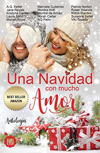 Copertina del libro Una Navidad con mucho Amor: Antología