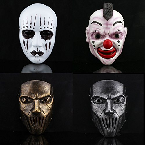Jzpla Sammleredition Harz Band Slipknot Slipknot Joey Maske (Joey Slipknot Maske)