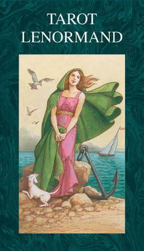 TAROT LENORMAND (cards) por Madame Lenormand Illustrated by Ernest Fitzpatrick