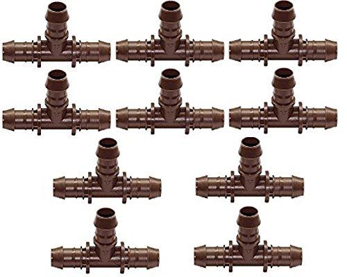 ck Verbinder für XF XFS und 17 mm PE-Rohr, 10 Stück ()
