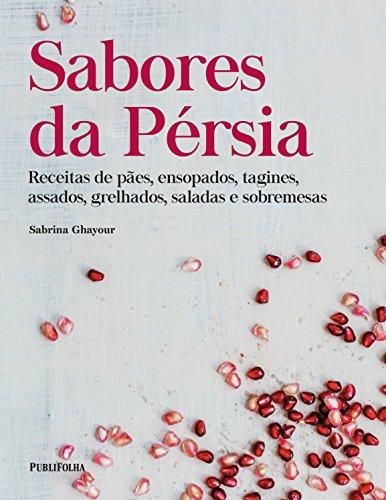 Sabores da Prsia (Em Portuguese do Brasil)