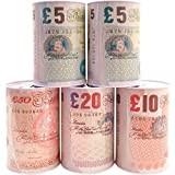Bank Of England Money Saving Tin £5 £10 £20 & £50