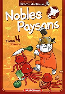 Nobles Paysans Edition simple Tome 4