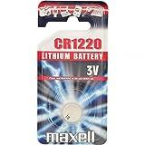 Maxell Lithium CR1220 Knopfzelle