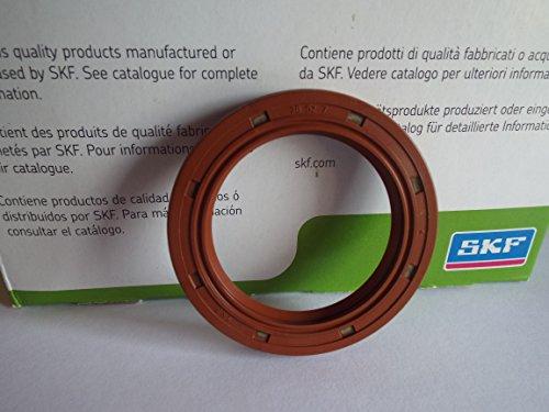 38x-52x-7mm-skf-viton-retn-de-aceite-r23-tc-doble-labio-resorte-de-acero-inoxidable