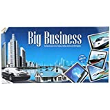 Toyztrend Big Business Board Game Jumbo Size with Plastic Money Coins