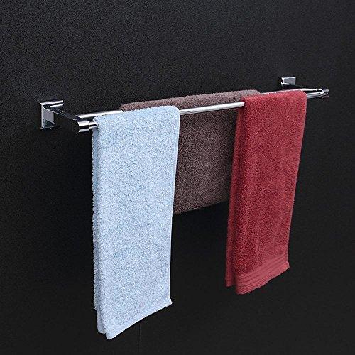 SSBY Moderno bagno asciugamano bar, in acciaio inox rame placcato,