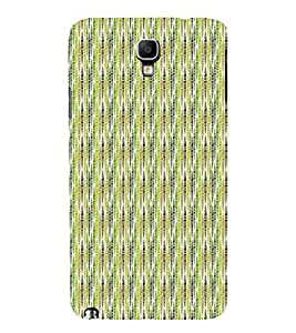 Classic Corporate 3D Hard Polycarbonate Designer Back Case Cover for Samsung Galaxy Note 3 Neo N7505