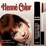 Henn� Color Copper (Kupferrot) Haar-Mascara