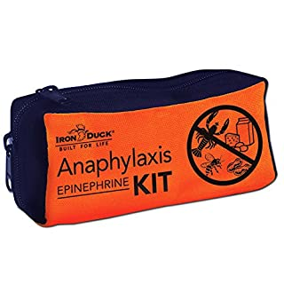 Iron Duck 36011 Anaphylaxis Kit Case (Empty Case only - No Supplies Included) by Iron Duck