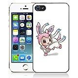 Coque iPhone 4/4S Bebe Pokemon - Nymphali