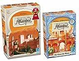 Queen Games Der Palast von Alhambra +1.Erw. Die Gunst des Wesirs (Doppelpack