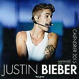 Calendrier mural Justin Bieber 2015