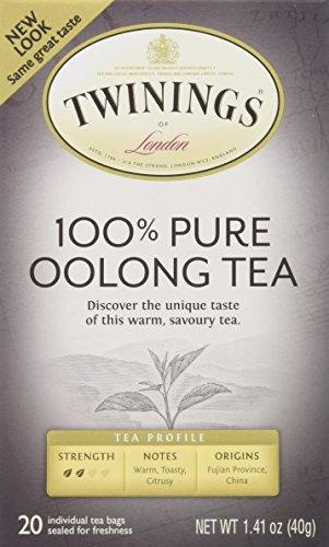 Twinings China Oolong Tea, 20 ct