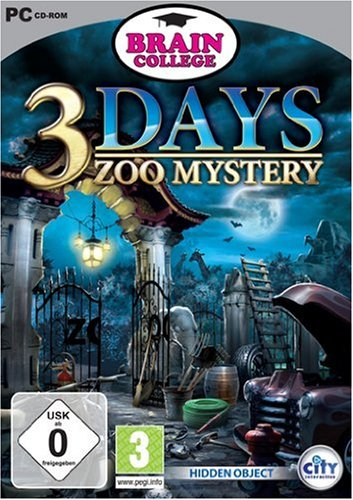 Brain College: 3 Days Zoo Mystery (College Zoo)