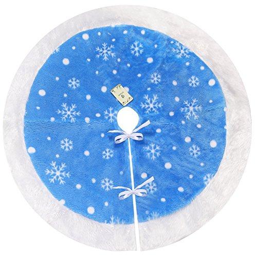 Falda del árbol Navidad, Adornos del Árbol Grande