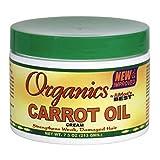 ORGANICS BY AFRICA'S BEST Ab Org Carrot Oil 7.5 Oz 225 ml