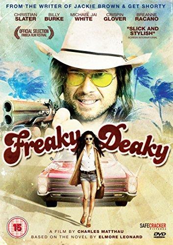 Freaky Deaky [DVD] by Christian Slater