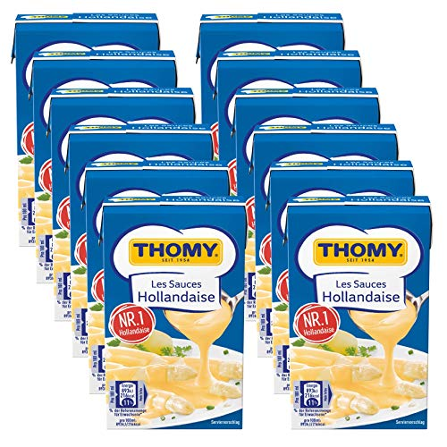 Thomy Les Sauces Hollandaise, 12er Pack (12 x 250ml)